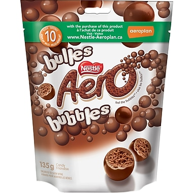 Nestlé® Aero Milk Bubbles