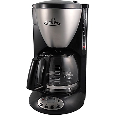 european cup office coffee. coffee pro 12 cup euro style homeoffice brewer stainless steel european office v