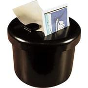 "LEE Ultimate Stamp Dispenser, 2"" dia. x 1 11/16"" h., Black (40100)"