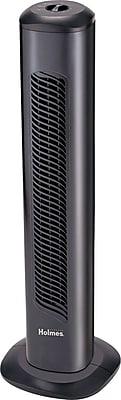 Holmes® Oscillating Tower Fan, 5 9/10