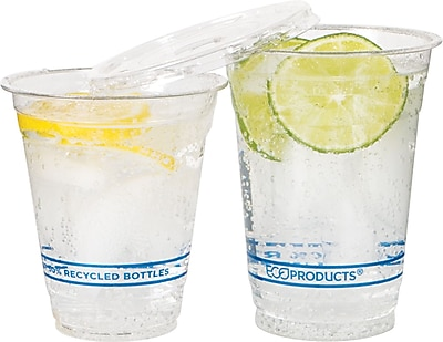 Eco-Products® BlueStripe™ Cold Cups, 9oz., 50/Pack
