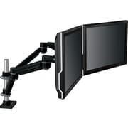 "3M™ MA260MB 12.4"" Easy Adjust Dual Monitor Arm for Flat Panel Display"