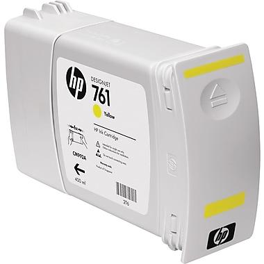 HP 761 Yellow Ink Cartridge (CM992A)