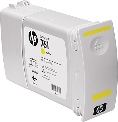 HP (CM992A) Yellow Ink Cartridge