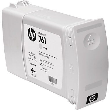 HP 761 Gray Ink Cartridge (CM995A)