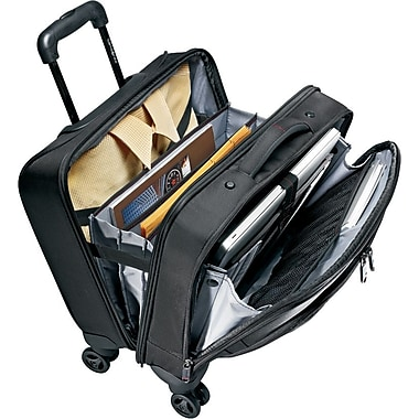 Samsonite Xenon 2 Spinner Mobile Office, Black (49213-1041)