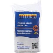 Goodtimes - Gobelets en plastique de qualité supérieure
