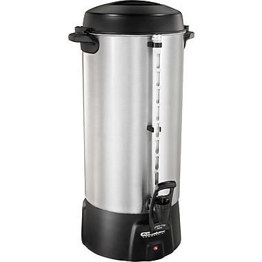 Hamilton Beach – Urne à café de 100 tasses, aluminium