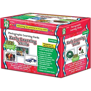 Key Education Early Learning Skills Learning Cards