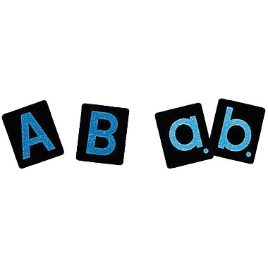 Ideal School Supply Tactile Letters Kit Manipulative