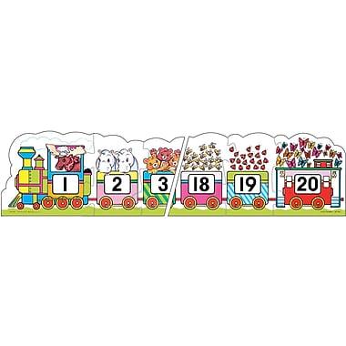 Frank Schaffer Number Train Floor Puzzle