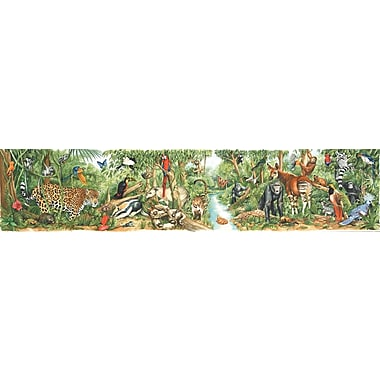 Frank Schaffer The Rain Forest Floor Puzzle