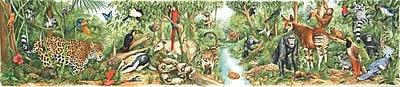 Frank Schaffer The Rain Forest Floor Puzzle