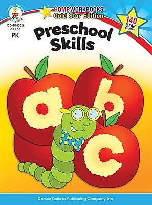 Carson-Dellosa Preschool Skills Resource Book
