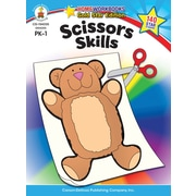 Carson-Dellosa Scissors Skills Resource Book