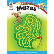 Carson-Dellosa Mazes Resource Book (104338)