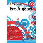 Carson-Dellosa Pre-Algebra Resource Book, Grades 4 - 5