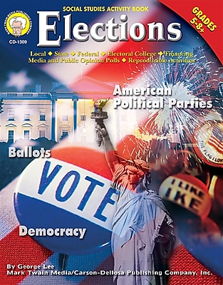 Mark Twain Elections Resource Book