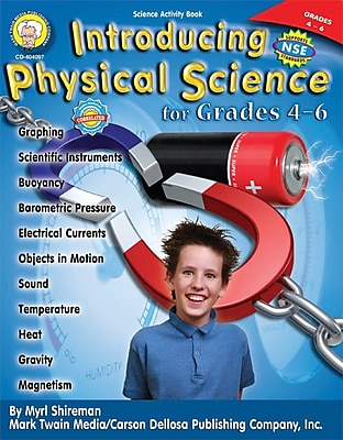 Mark Twain Introducing Physical Science Resource Book