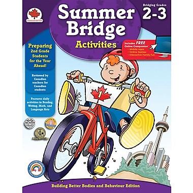 Summer Bridge Activities™ Workbook, Grades 2 - 3