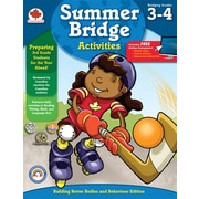 Summer Bridge Activities™ Workbook, Grades 3 - 4