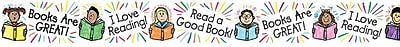 Carson-Dellosa Reading: Kid-Drawn Borders
