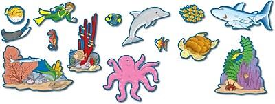 Carson-Dellosa Ocean Bulletin Board Set