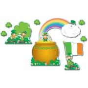 Carson-Dellosa St. Patrick's Day Bulletin Board Set