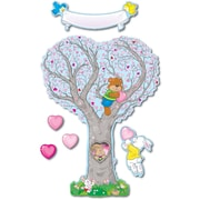 Carson-Dellosa Caring Heart Tree Bulletin Board Set