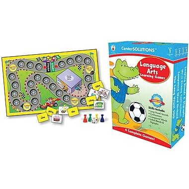 Carson-Dellosa Language Arts Learning Games, Grade 1