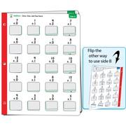 Carson-Dellosa Math Windows Center Activity, Addition, Grades 1 - 5
