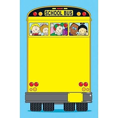 Carson-Dellosa School Bus Notepad