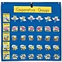 Carson-Dellosa Classroom Management Pocket Chart, All Grades