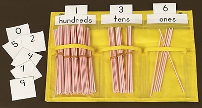 Carson-Dellosa Counting Caddie Pocket Chart
