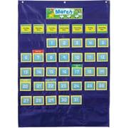 Carson-Dellosa Deluxe Calendar Pocket Chart