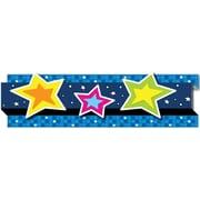 """Carson-Dellosa Stars Borders, (8) 3' x 3"""" Strips"""