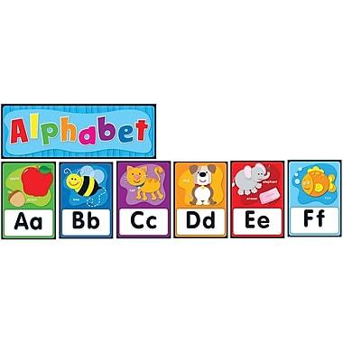 Carson-Dellosa Alphabet Bulletin Board Set
