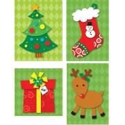 Carson-Dellosa Christmas Prize Pack Stickers