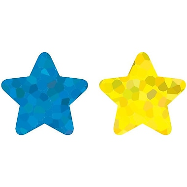 Carson-Dellosa Stars, Multicolor Foil Shape Stickers
