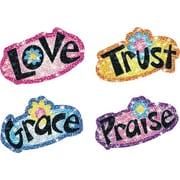 Carson-Dellosa Faith Words Dazzle™ Stickers