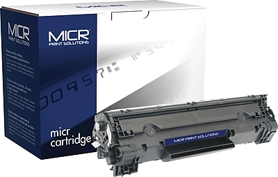 MICR Black Toner Cartridge Compatible with HP 78A (CE278A)
