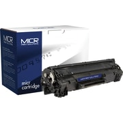 MICR Black Toner Cartridge Compatible with HP 85A (CE285A)
