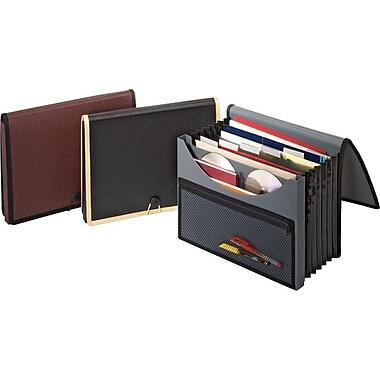 Cardinal® - Classeur expansible en poly à 7 pochettes, portefeuille