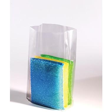 2-Mil Gusseted Polyethylene Bags, 5
