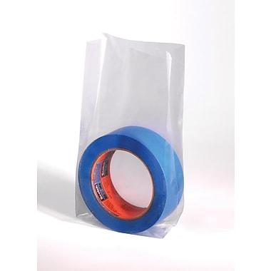 1-Mil Gusseted Polyethylene Bags, 4