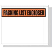 Packing List Envelopes , 4.5x5.5, 1,000/Case