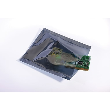Transmetalic Shielding Layflat Bags, 12x18