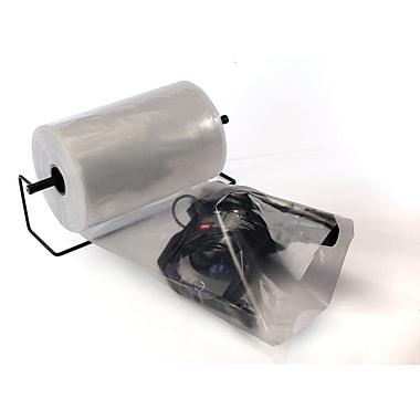 Gaine tubulaire transparente en polyéthylène 6 mil, 10 po x 700 pi