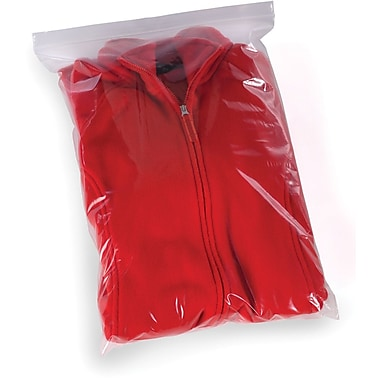 6-Mil Reclosable Polyethylene Bags, 12