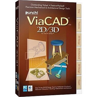 Punch!® ViaCAD 2D/3D v8